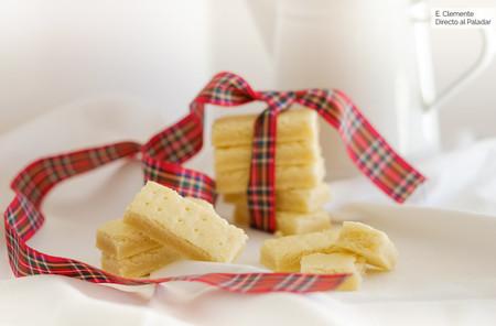 Galletas Shortbread