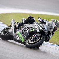 Jonathan Rea debuta mandando en los test de Superbikes y frena las aspiraciones de Honda en Jerez