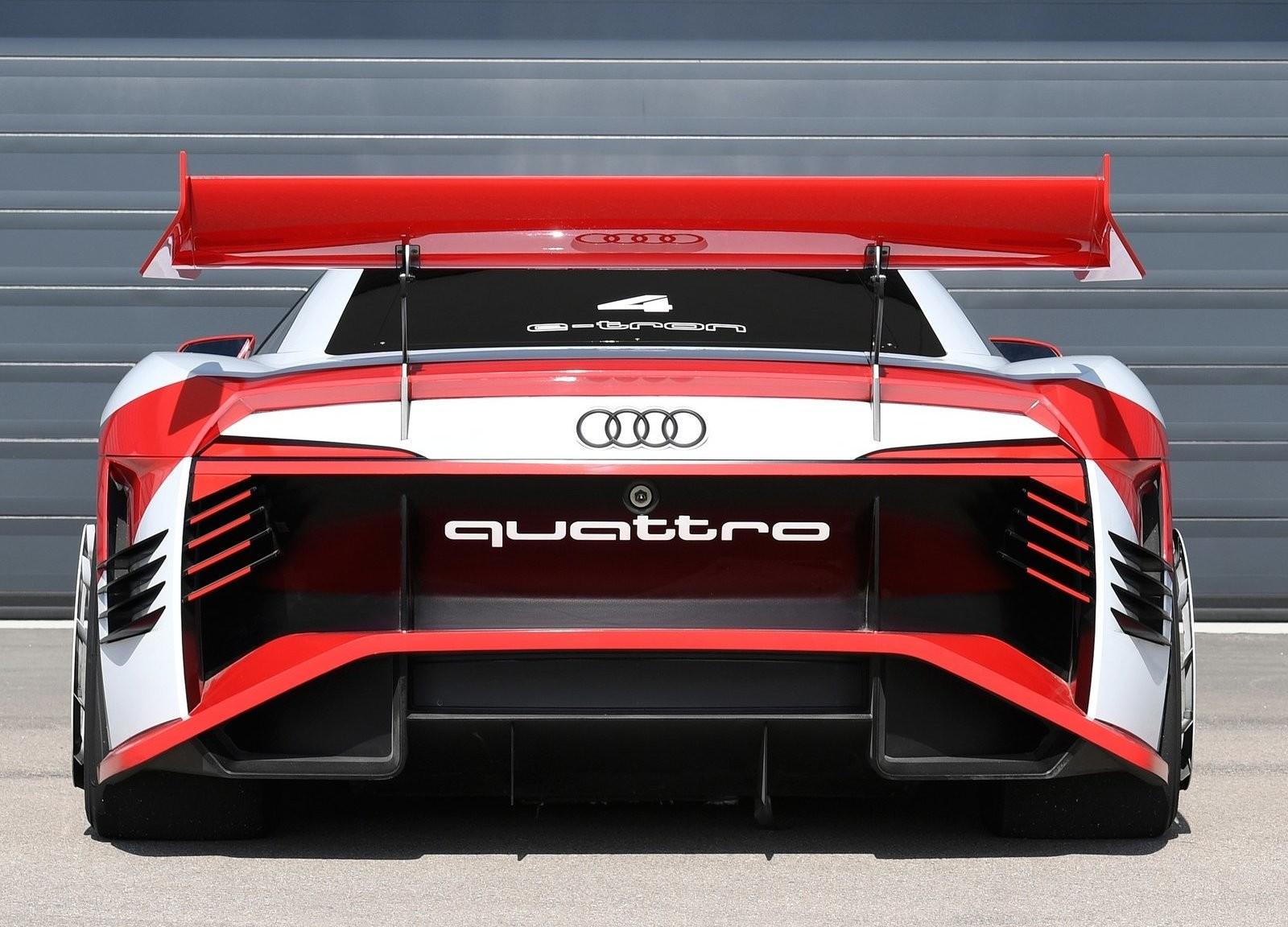 Foto de Audi e-tron Vision Gran Turismo Concept (7/12)