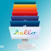 """Nuevo precio mínimo para el iMac 24"""" M1 de 512 GB: Amazon te deja el todo en uno de Apple por 140 euros menos con envío gratis"""