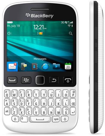 BlackBerry 9720 ya está aquí