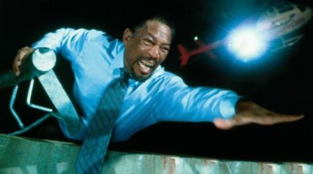Morgan Freeman La Hora De La Arana