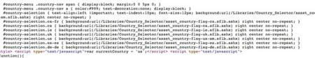 Netflix-Roku-HTML codigo
