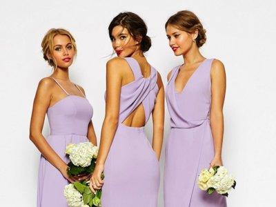 ¿Te toca ser dama de honor? No te pierdas las nuevas propuestas de Asos Wedding
