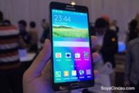El Samsung Galaxy A7 se convierte en el terminal más delgado de la firma