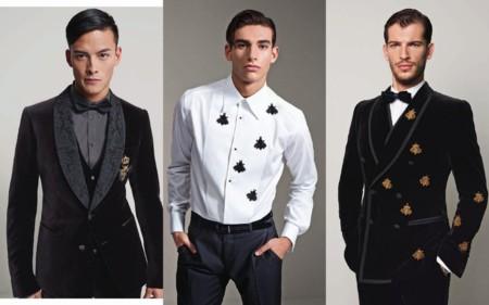 Dolce Gabbana Otono Invierno 2015 Trendencias Hombre 04