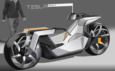 La Tesla Model C podría ser la moto eléctrica de Elon Musk, pero no es oficial y tiene relación con KISKA