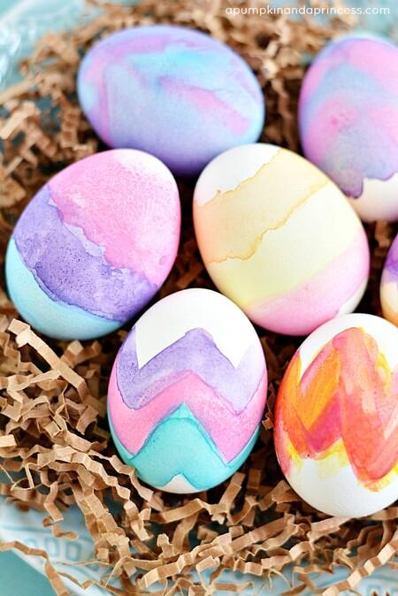 Manualidades Ninos Decorar Huevos Pascua 03