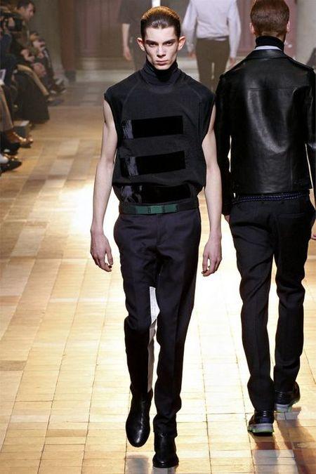 Lanvin Otoño-Invierno 2012/2013 en la Semana de la Moda de Paris
