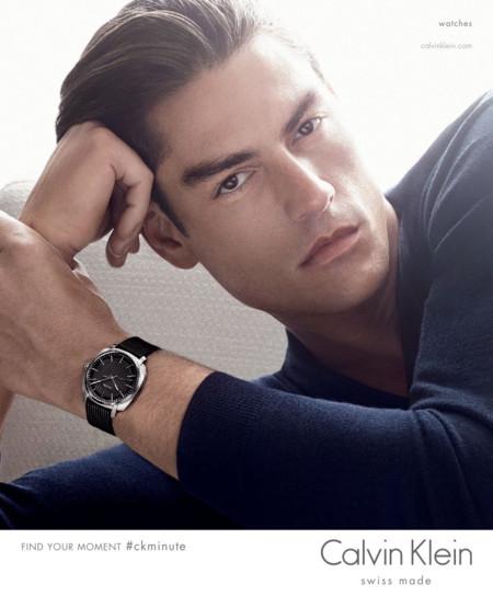 Tyson Ballou Calvin Klein Watches Campaign 001
