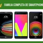 LG V20, así queda dentro del catálogo completo de móviles LG