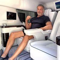 El Cadillac Escalade ESV de Sylvester Stallone es un monstruo cargado de lujo que puede ser tuyo por 7.7 MDP