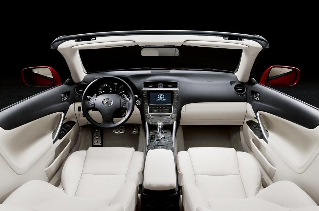 Foto de Lexus IS 250C (22/28)