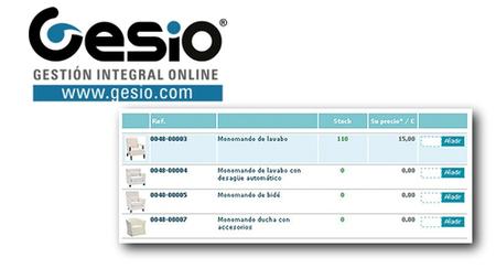 Gesio, gestión integral vía web