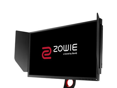 El monitor BenQ Zowie XL2540 y sus 240 Hz llega a las tiendas para satisfacer a los jugones de la casa
