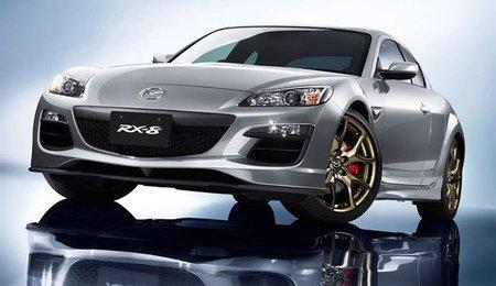 Mazda fabricará mil unidades más del RX-8 Spirit R Series