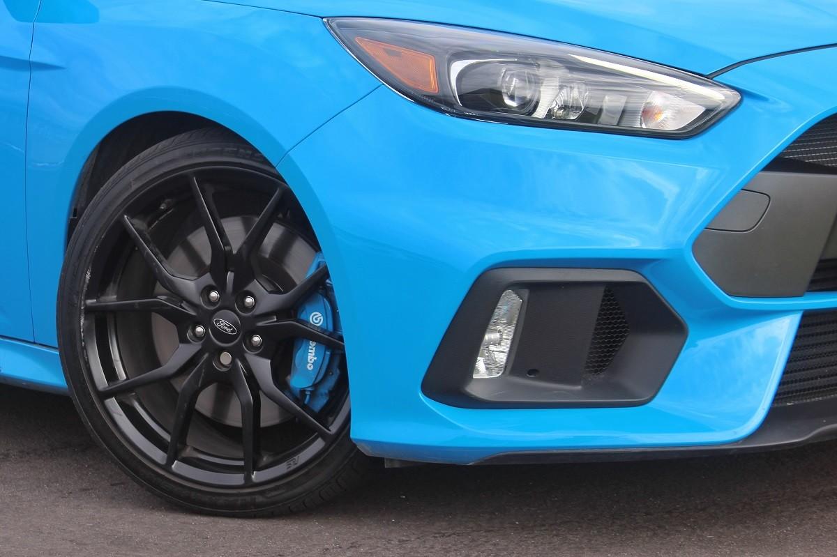 Foto de Ford Focus RS (15/27)