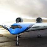 'Flying V', el avión con forma de bumerán de KLM, ya es casi una realidad