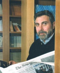 Profesor Krugman sigue buscando más despilfarro