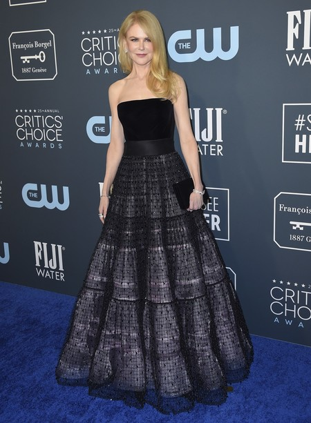 Critics Choice Awards 2020 Nicole Kidman 2