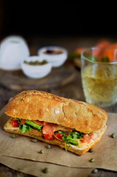 Paseo por la gastronomía de la red: sándwiches para el regreso a clases