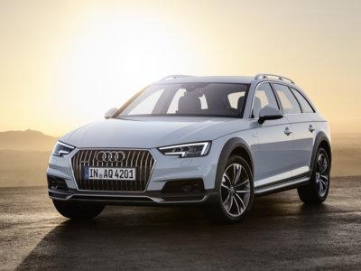 Así de bien luce el nuevo Audi A4 Allroad