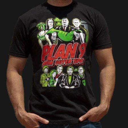 Camisetas de pelis de culto de Malgusto