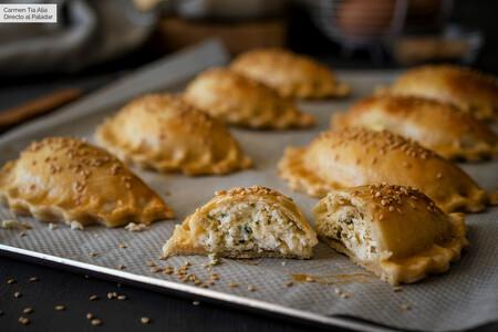 Las nueve mejores recetas de empanadillas de Directo al Paladar