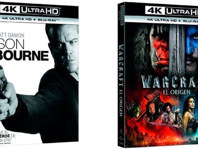 Universal también se apunta a los lanzamientos Blu-ray UHD en España