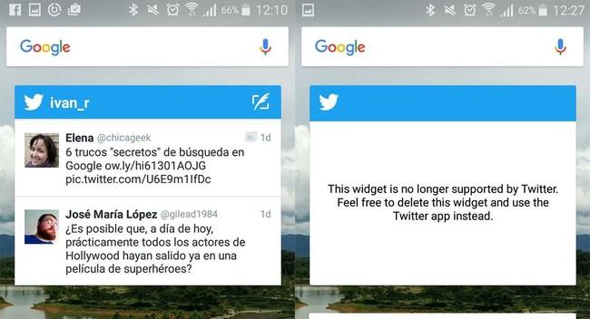 Twitterwidget