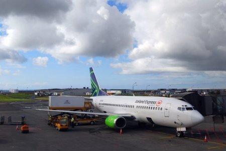 Cómo ir desde el aeropuerto de Keflavík al centro de Reykjavík