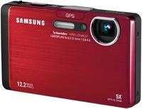 Samsung ST1000, compacta con WiFi, Bluetooth y GPS