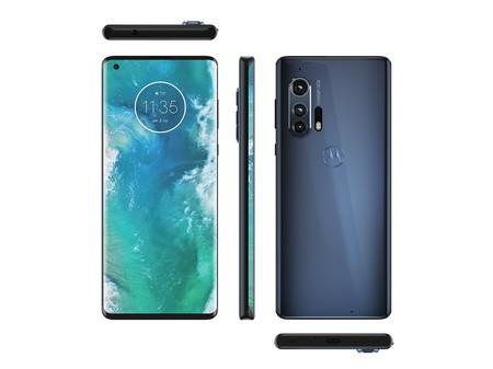 Motorola Edge Plus Render Oficial Evleaks