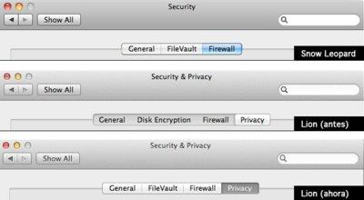 Nueva build de Mac OS X Lion, éstas son todas las novedades