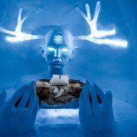 La edición 2018 del Ice Hotel en Suecia es más espectacular que nunca