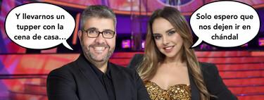Chenoa y Florentino Fernández presentarán el programa de nochevieja en TVE para despedir este 2020
