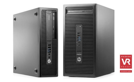 Hp Elitedesk 705 G3