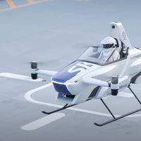 """Toyota tiene listo su """"coche volador"""": realizan con éxito el primer vuelo de prueba y dicen que es el eVTOL más compacto de todos"""