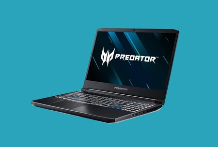 Con una RTX 3080, este portátil gaming de Acer es de los más potentes del mercado y ahora puedes hacerte con él en oferta por 1.748,99 euros en PcComponentes