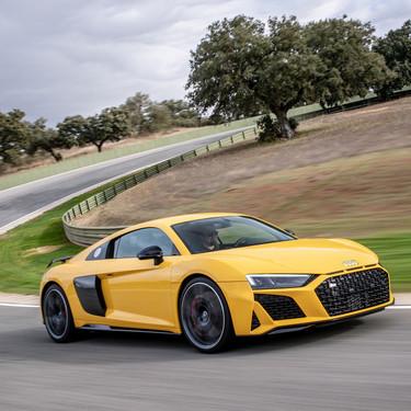 Probamos el Audi R8 2019 en el circuito de Ascari: más potencia para el 5.2 litros V10 y una puesta a punto más precisa