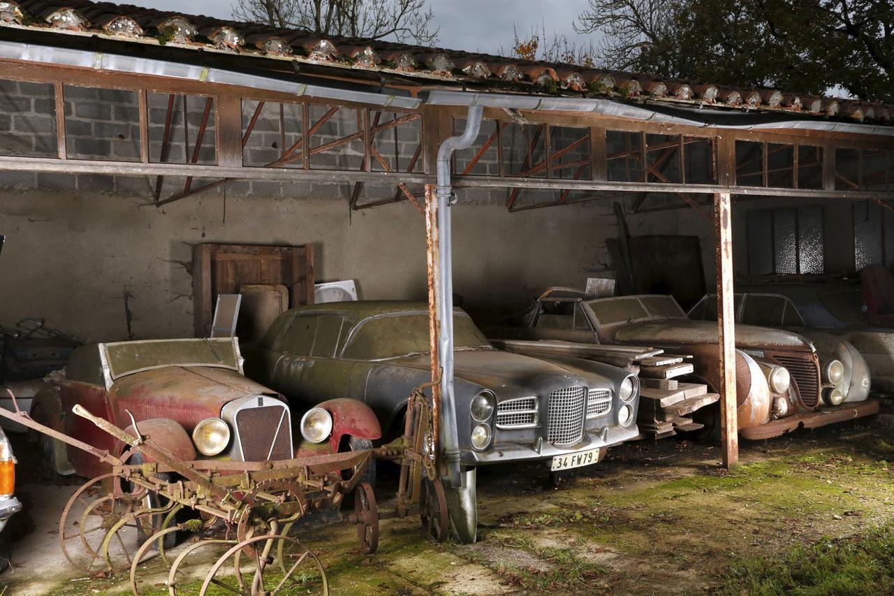 Foto de Descubren más de 100 clásicos en un granero francés (9/27)