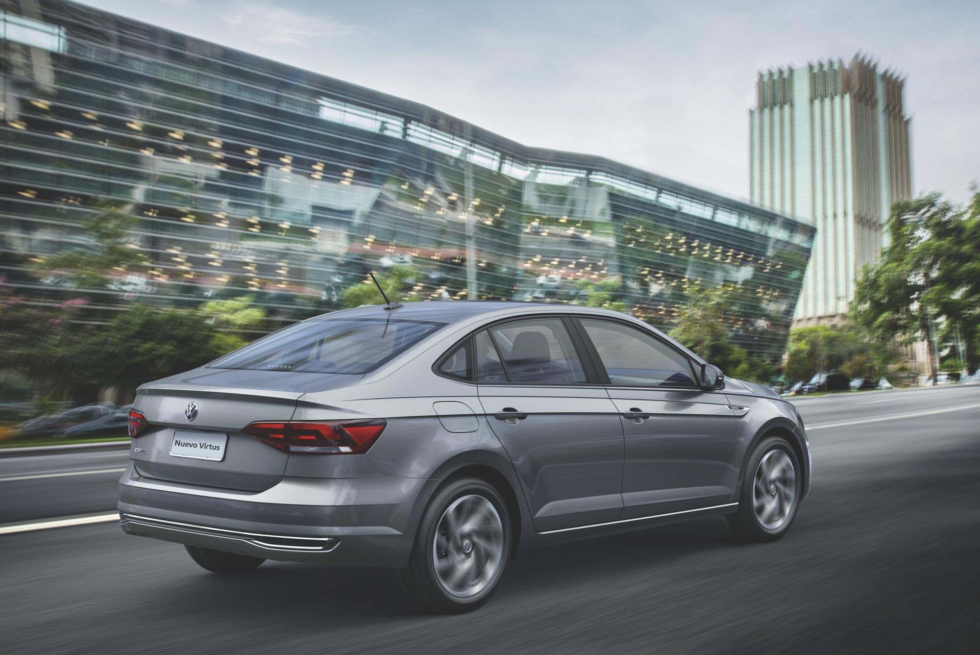 Foto de Volkswagen Virtus 2020 (5/19)