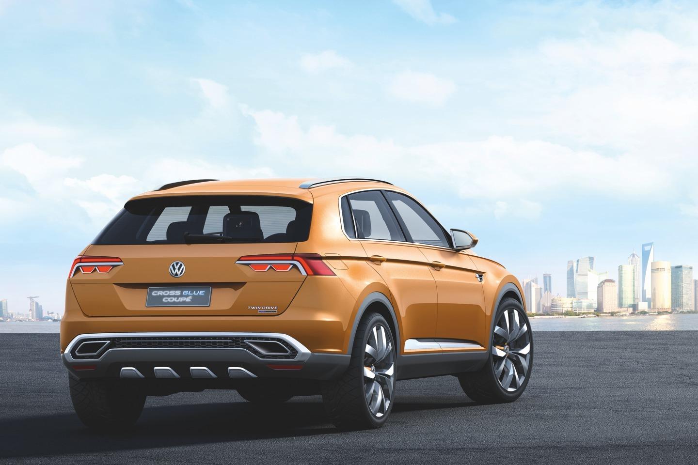Foto de Volkswagen CrossBlue Coupe Concept (16/25)