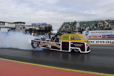 Mental Breakdown, recordando esta impresionante Combi de 1700 hp