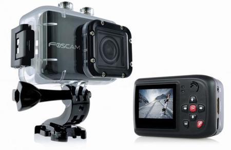 Foscam AC1080: La cámara de acción a bajo costo que te acompañará en tus aventuras