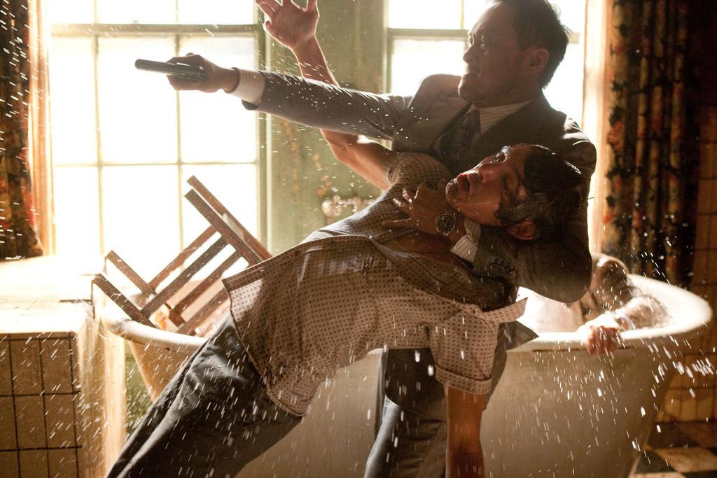 Foto de 'Origen' ('Inception'), nuevas imágenes de lo nuevo de Christopher Nolan (2/4)