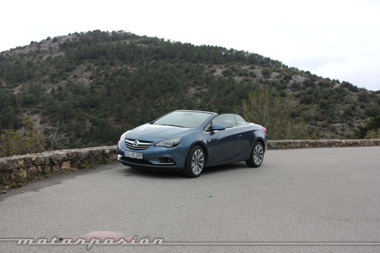 Foto de Opel Cabrio 2013 (presentación) (35/52)