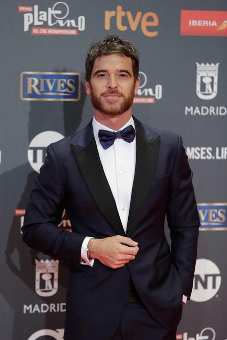 Los Premios Platino reúnen a algunos de los actores españoles más elegantes