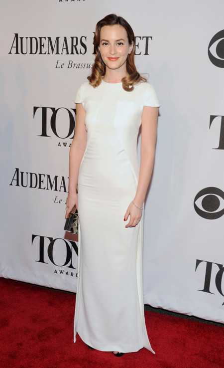 Leighton Meester Tony Awards 2014