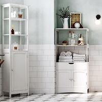 Cinco armarios y estanterías tan versátiles (y bonitos) que podemos poner tanto en nuestro dormitorio como en el baño
